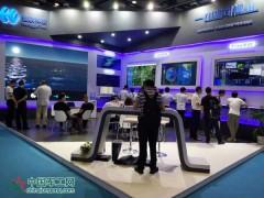 一切皆可视 恒歌科技首次亮相2019第五届北京军博会